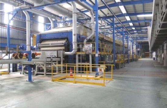 Greenply Industries Ltd. MDF Plant